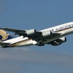 Primera Clase en un A380.